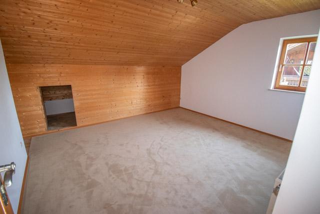 Schlafzimmer/Speicher